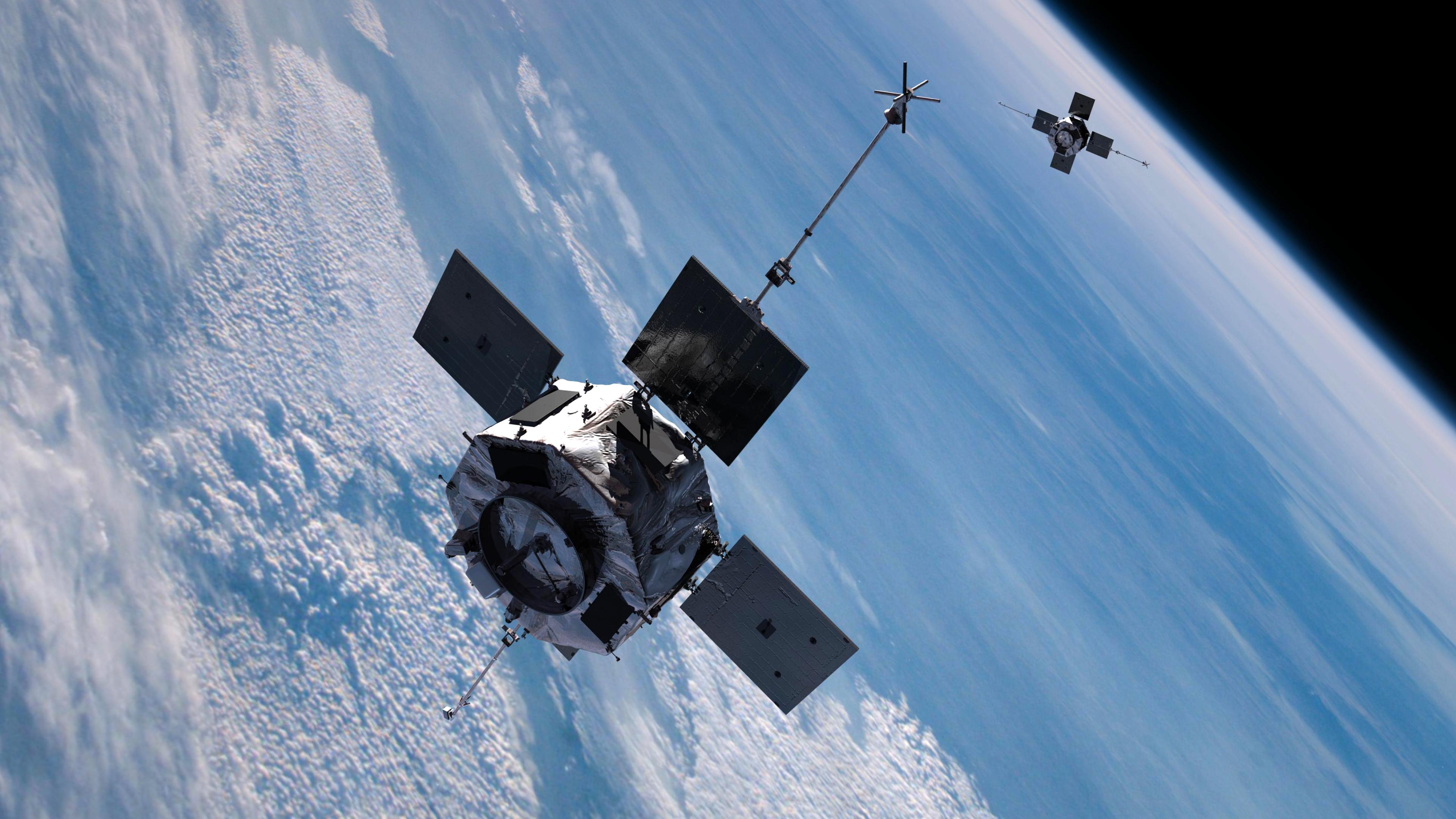 nasa satellite tracker - HD1500×844